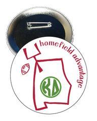Kappa Delta Alabama Homefield Advantage Gameday Button
