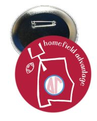 Delta Gamma Alabama Homefield Advantage Gameday Button