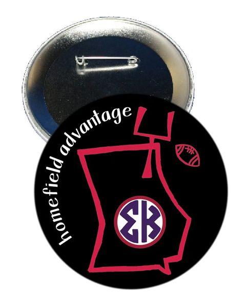 Sigma Kappa Georgia Homefield Advantage Gameday Button