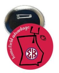 Sigma Kappa Georgia Homefield Advantage Gameday Button