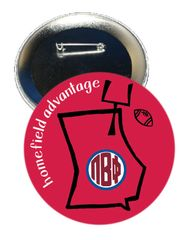 Pi Beta Phi Georgia Homefield Advantage Gameday Button