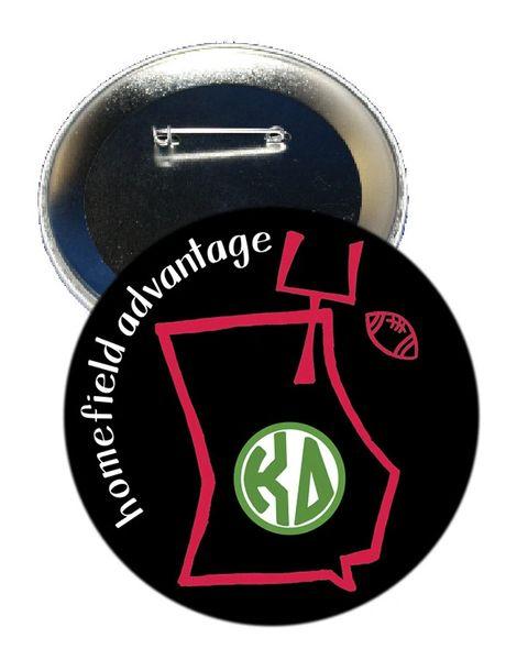 Kappa Delta Georgia Homefield Advantage Gameday Button