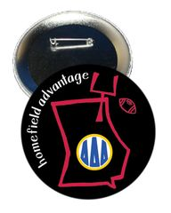 Delta Delta Delta Georgia Homefield Advantage Gameday Button