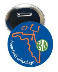 Kappa Delta Florida Homefield Advantage Gameday Button