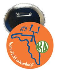Kappa Delta Florida Homefield Advantage Gameday Button