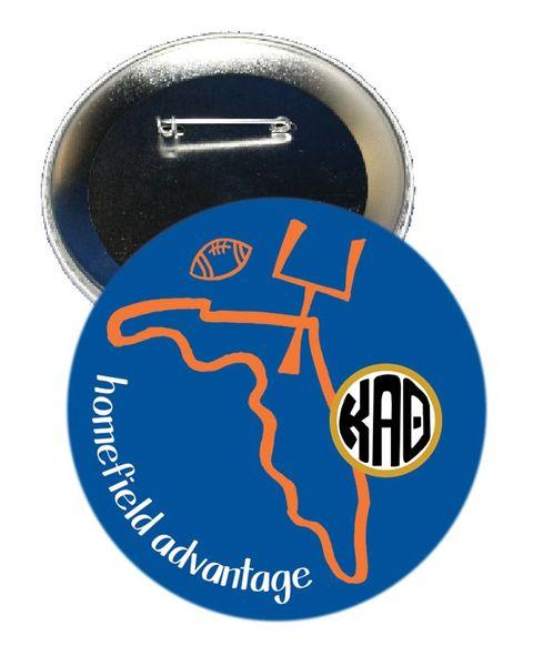Kappa Alpha Theta Florida Homefield Advantage Gameday Button