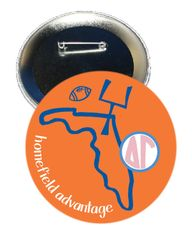 Delta Gamma Florida Homefield Advantage Gameday Button