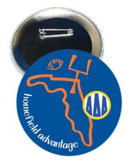 Delta Delta Delta Florida Homefield Advantage Gameday Button