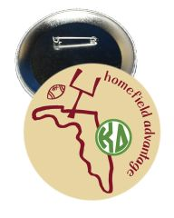 Kappa Delta FSU Homefield Advantage Gameday Button