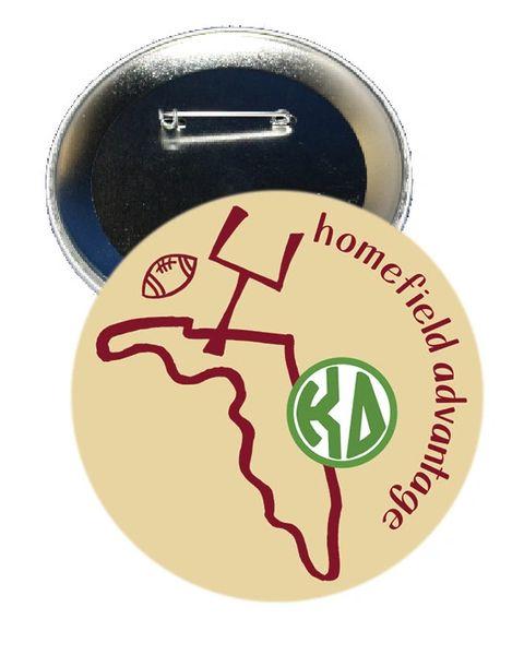 Kappa Delta FSU Homefield Advantage Gameday Button