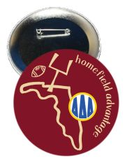 Delta Delta Delta FSU Homefield Advantage Gameday Button