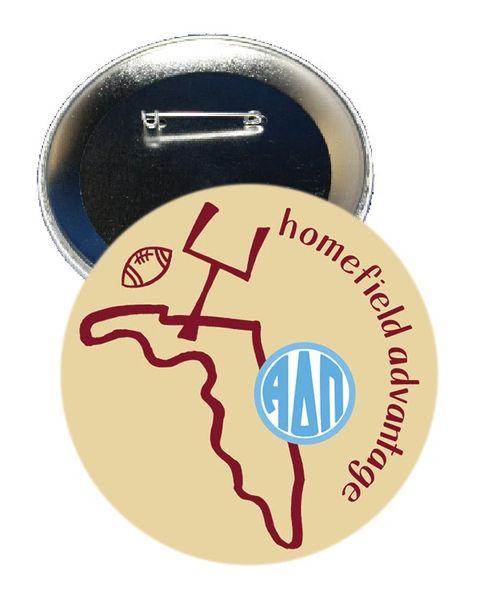 Alpha Delta Pi FSU Homefield Advantage Gameday Button