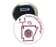 Pi Beta Phi Arkansas Homefield Advantage Gameday Button