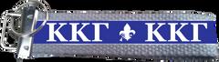 Kappa Kappa Gamma Logo Key Fob