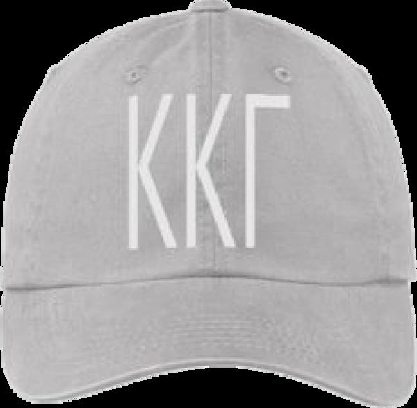 Kappa Kappa Gamma Gray Ball Cap