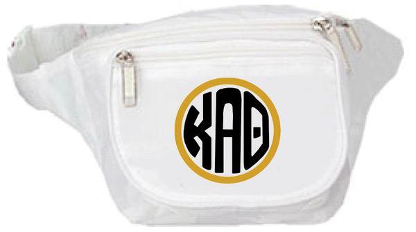 Kappa Alpha Theta Monogram Fanny Pack