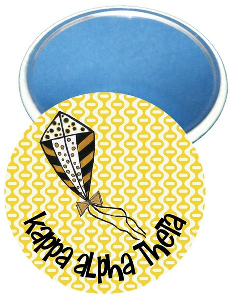 Kappa Alpha Theta Logo Mirror