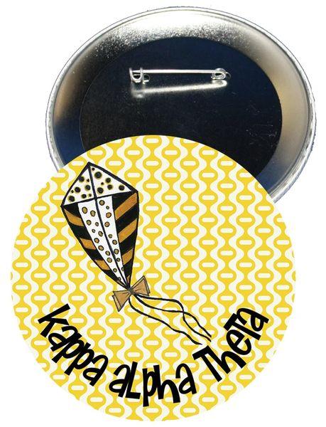 Kappa Alpha Theta Logo Button