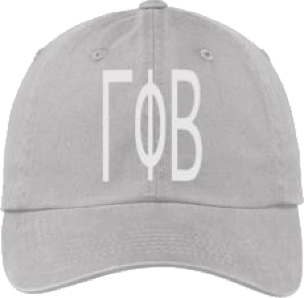 Gamma Phi Beta Gray Ball Cap