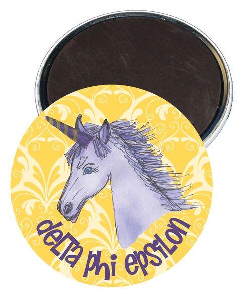 Delta Phi Epsilon Logo Magnet