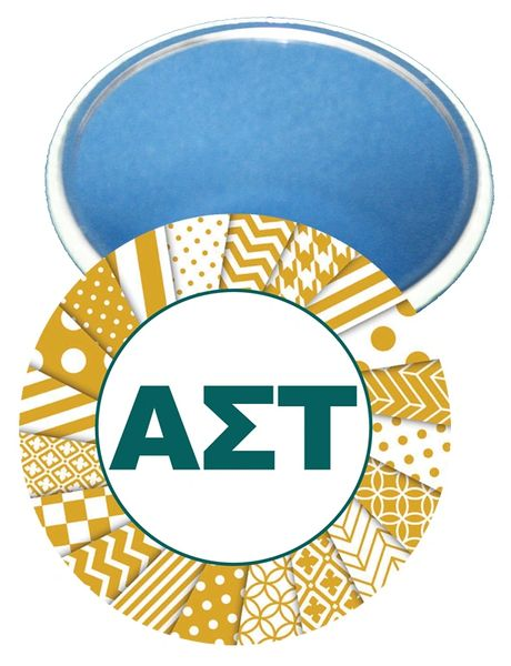 Alpha Sigma Tau Letters Mirror