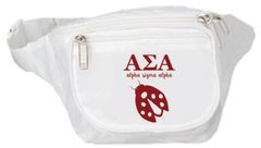 Alpha Sigma Alpha Logo Fanny Pack
