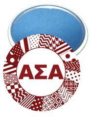 Alpha Sigma Alpha Letters Mirror