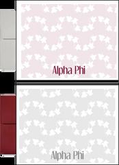 Alpha Phi Sorority Postcards