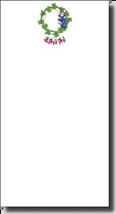 Alpha Phi Notepad - Skinny