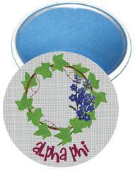 Alpha Phi Logo Mirror
