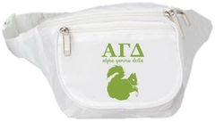 Alpha Gamma Delta Logo Fanny Pack