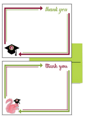 Alpha Gamma Delta Graduation Postcards