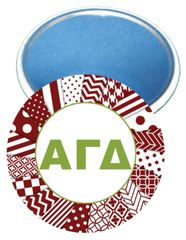 Alpha Gamma Delta Letters Mirror