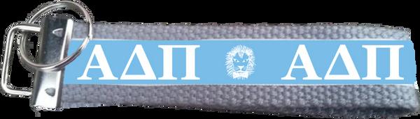 Alpha Delta Pi Logo Key Fob