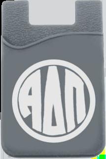 Alpha Delta Pi Monogram Cell Phone Pocket