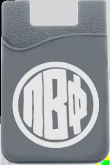 Pi Beta Phi Monogram Cell Phone Pocket