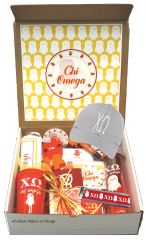 My Big Fat Greek Box - Chi Omega