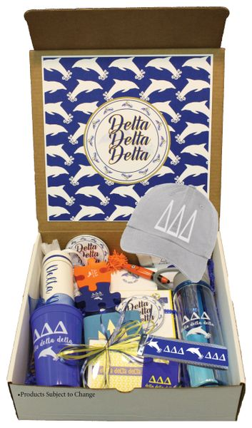 My Big Fat Greek Box - Delta Delta Delta