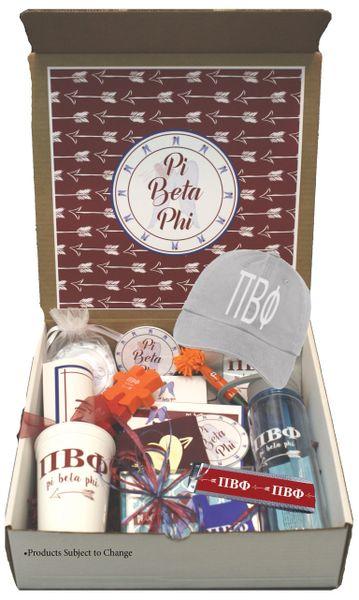 My Big Fat Greek Box - Pi Beta Phi
