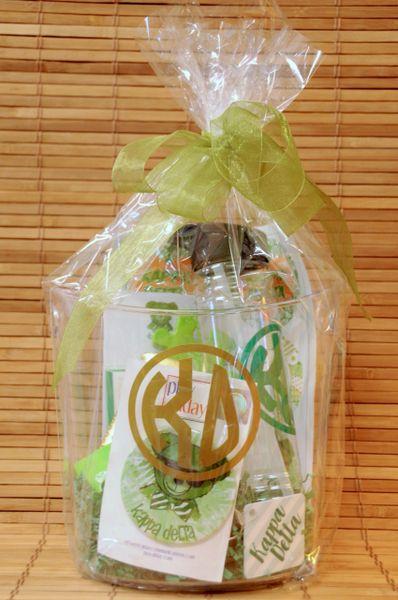 Kappa Delta Gift Bucket