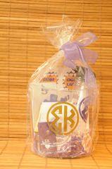 Sigma Kappa Gift Bucket