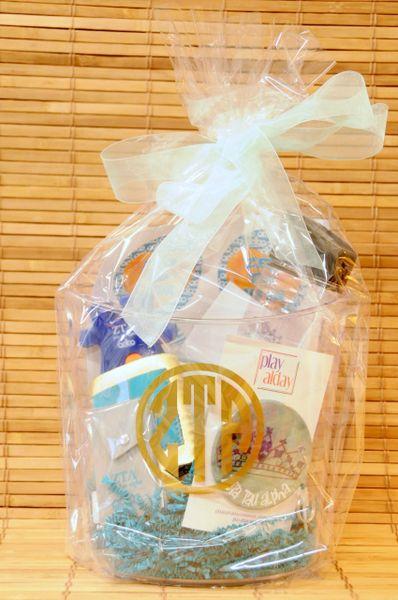 Zeta Tau Alpha Gift Bucket