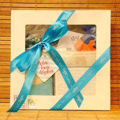 Zeta Tau Alpha Large Gift Box