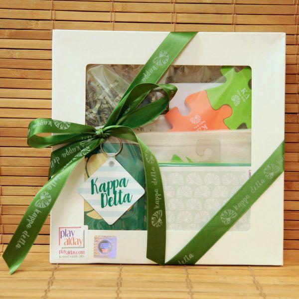 Kappa Delta Large Gift Box