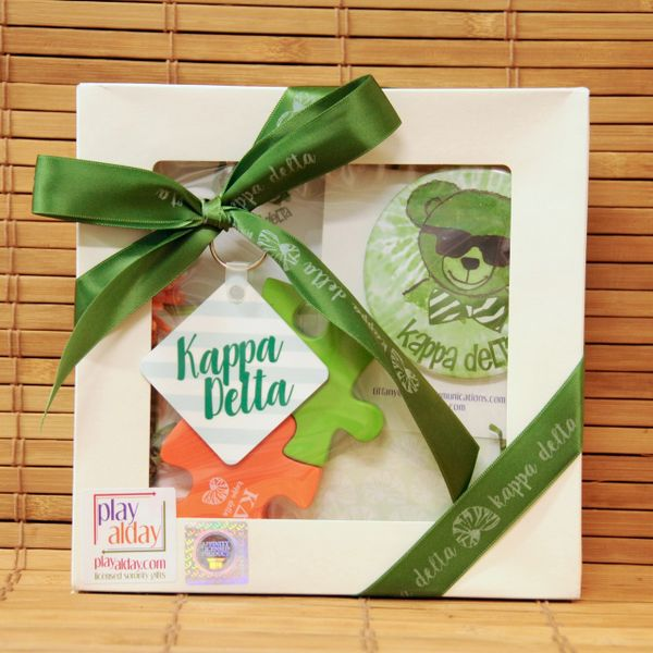 Kappa Delta Small Gift Box