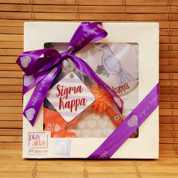 Sigma Kappa Small Gift Box