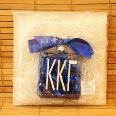 Kappa Kappa Gamma Glass Ornament