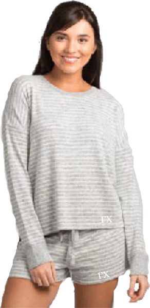 Gamma Chi Cuddle Sweatshirt