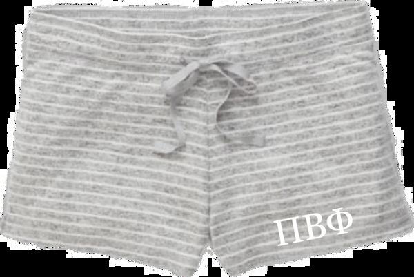 Pi Beta Phi Cuddle Shorts