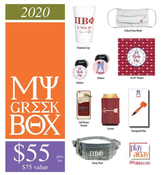 My Greek Box - Pi Beta Phi